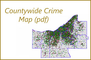 Countywide Map All Crime Locations 2013